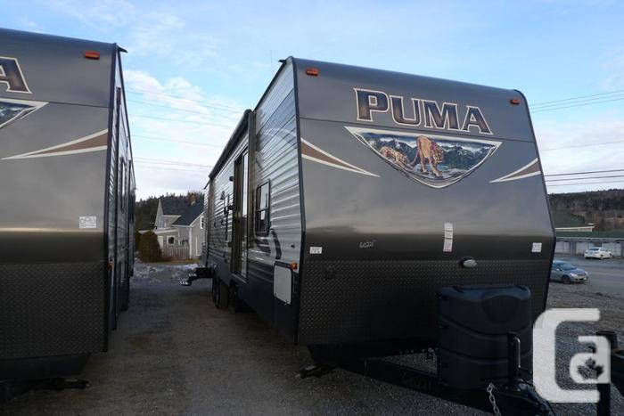 $44,900 2016 Forest River Forest River PUMA 39PBS 0ft