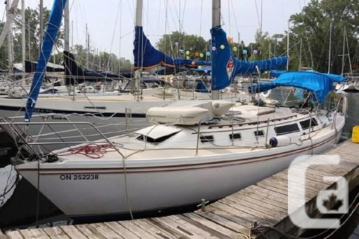 $45,000 1986 Catalina 34 Boat for Sale
