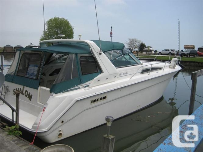 $45,900 1993 Sea Ray 370 Sundancer Boat for Sale