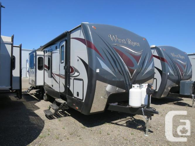 $46,888 2015 Outdoors RV Wind River 240RKSW 24ft