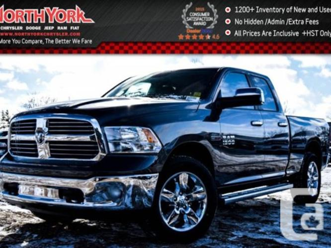 $47,865 New 2016 Ram 1500 Big Horn NEW 4x4 Diesel