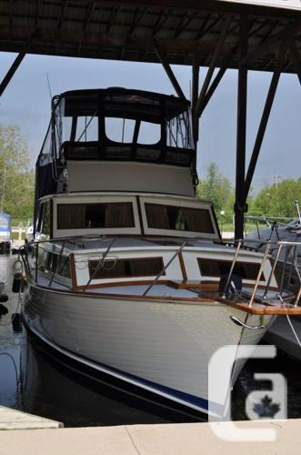 $47,900 1968 PACEMAKER AFT CABIN AFT CABIN Boat for