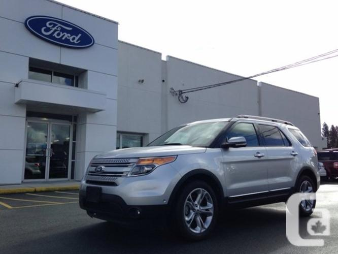 used 2015 ford explorer limited for sale in abbotsford british columbia classifieds. Black Bedroom Furniture Sets. Home Design Ideas