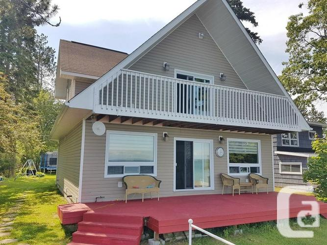 476 red pine drive offered at waterfront for sale in sault ste marie ontario classifieds - Pinne dive system ...
