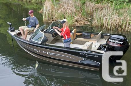 $48,988 2016 Lund 1675 CROSSOVER XS Boat for Sale