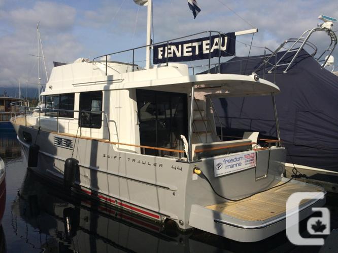 Trawler For Sale: Beneteau 44 Swift Trawler For Sale