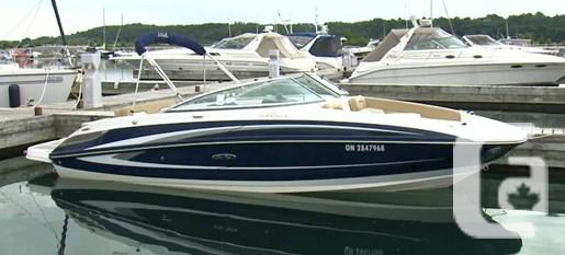$49,795 2011 Sea Ray 240 Sundeck Boat for Sale