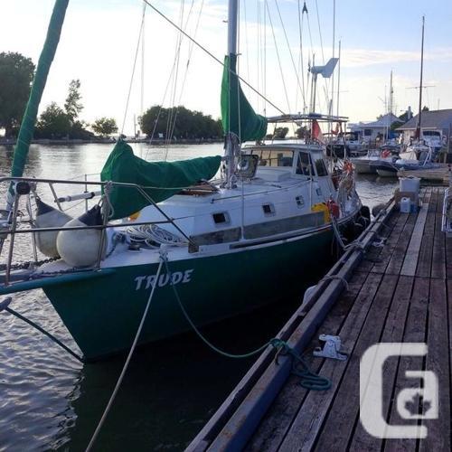 $49,900 2006 Murray Boats - Philip Badham Murray 33 Ted