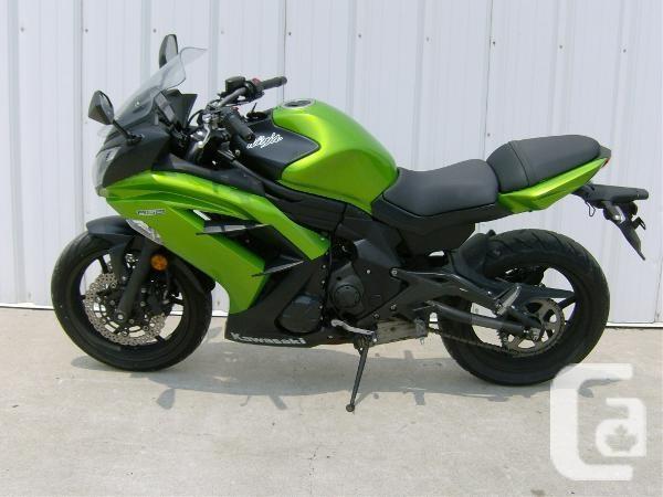 $5,695 2013 Kawasaki Ninja 650 Motorcycle for Sale