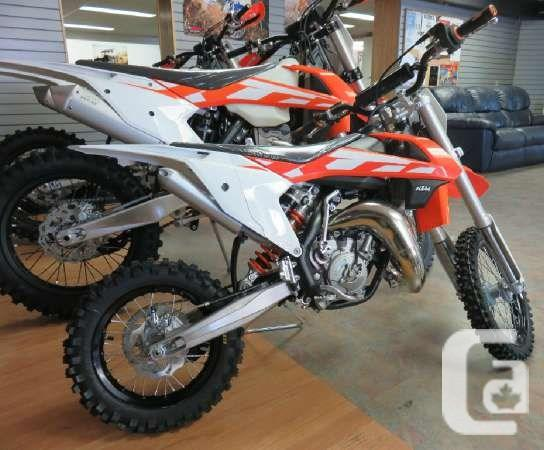 $5,816 2016 KTM 65 SX Motorcycle for Sale