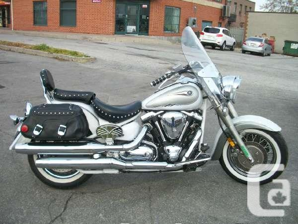 $5,888 2004 Yamaha Road Star Motorcycle for Sale