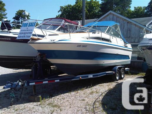 $5,900 1986 Sea Ray 250 Sun Dancer Boat for Sale