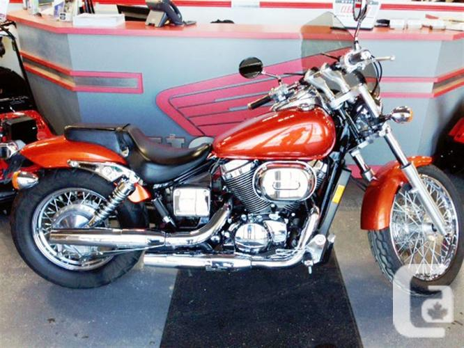 $5,995 2006 Honda VT750 Motorcycle for Sale