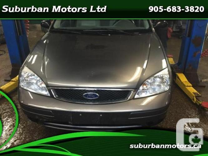 $5,995 Used 2005 Ford Focus Wagon ZXW SE