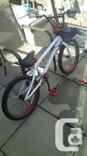 5 BMX Bikes for sale