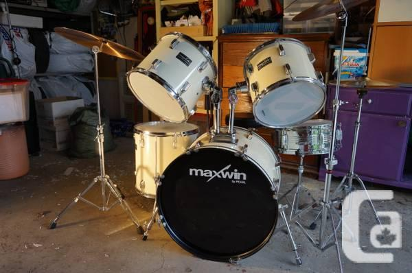5 Computer Drumkit - Maxwin By Pearl - 5 for sale in