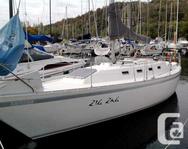 $50,000 1983 CS Yachts CS36 Traditional Boat for Sale