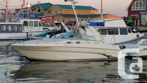 $50,000 1998 SEARAY 290 SUNDANCER Boat for Sale