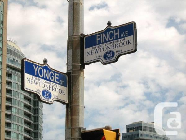 50 / 1br - ** Yonge/Finch - CONDOMINIUM FOR BOOK -