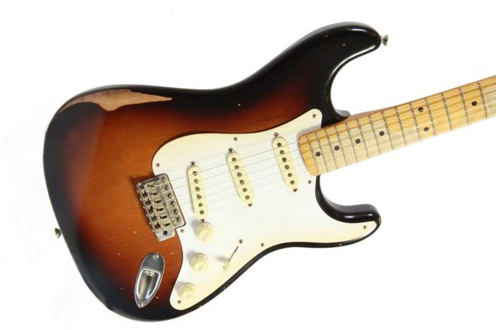 WANTED: 50's or 60's Fender Road Worn Strat