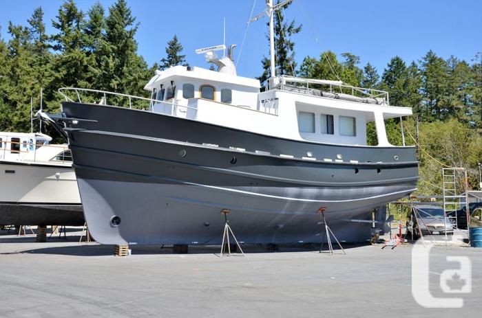 50 Halmatic 2008 Trawler, Price is $560,000 USD in Saanichton, British  Columbia for sale