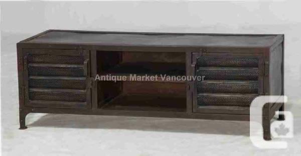50% Off Industrial Furniture! Adjustable Tables,