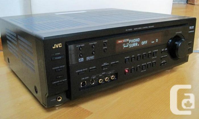 500 Watt AV Receiver w/ Phono stage