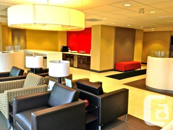 $500 Work and Workout in one location! Regus has you