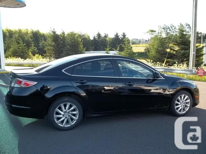 5274A 2011 MAZDA 6 GS FWD WITH SUNROOF FULLY LOADED