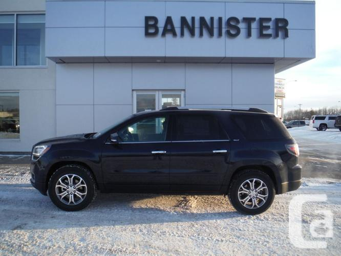 2016 gmc acadia slt 0ft for sale in edson alberta classifieds. Black Bedroom Furniture Sets. Home Design Ideas