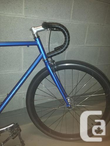 58 cm Gavin Fixed Gear/Singlespeed Plus Extras $340 OBO