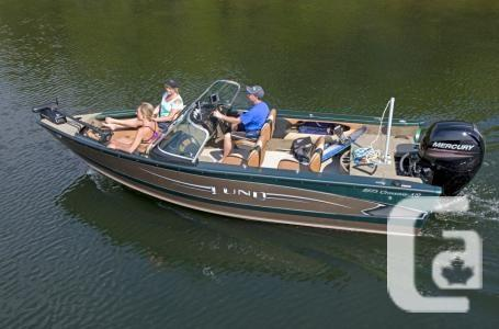 $59,255 2016 Lund 1875 Crossover XS Boat for Sale