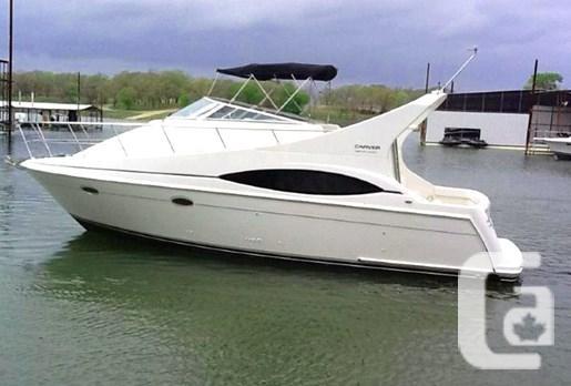 $59,900 1999 Carver 350 Mariner Boat for Sale