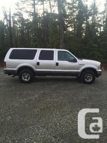 6.0 excursion powerstroke turbo diesel