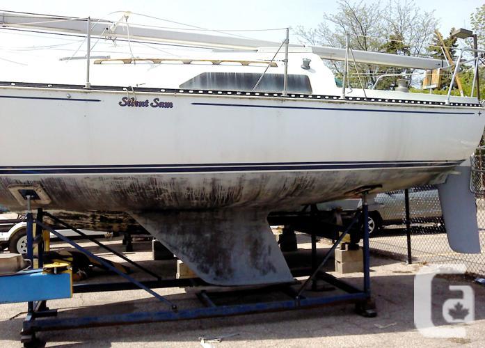 $6,000 1981 C&C Yachts C&C 25 Mark II Boat for Sale