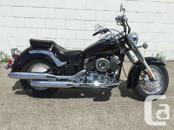 2005 YAMAHA V-Star 650 Classic Parts And Accessories