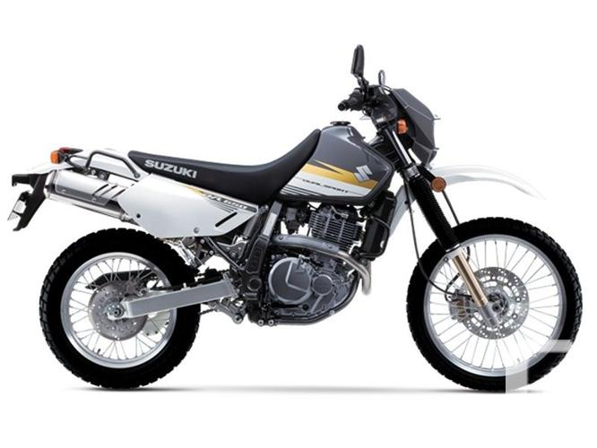 $6,299 2015 Suzuki DR650S Motorcycle for Sale