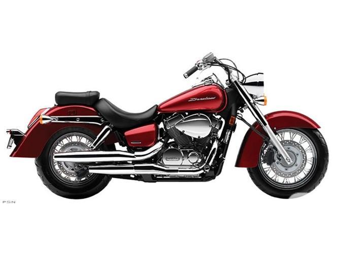 $6,495 2012 Honda VT750CA Aero Motorcycle for Sale