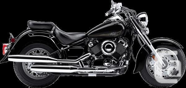 $6,999 2015 Yamaha V-Star 650 Classic Motorcycle for