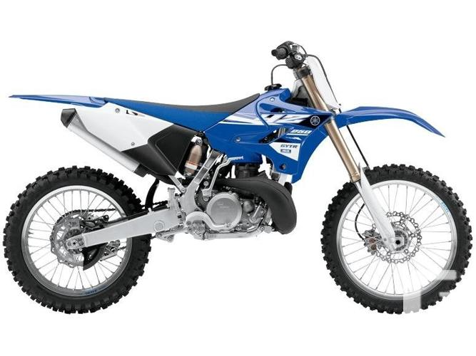 $6,999 2015 Yamaha YZ250 (2-Stroke) Motorcycle for Sale