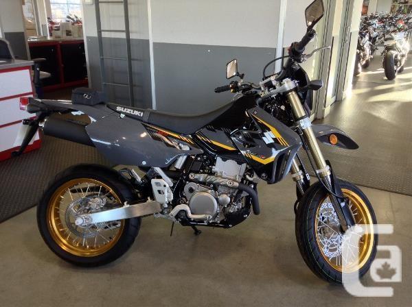 $6,999 2016 Suzuki DR-Z400SM Motorcycle for Sale
