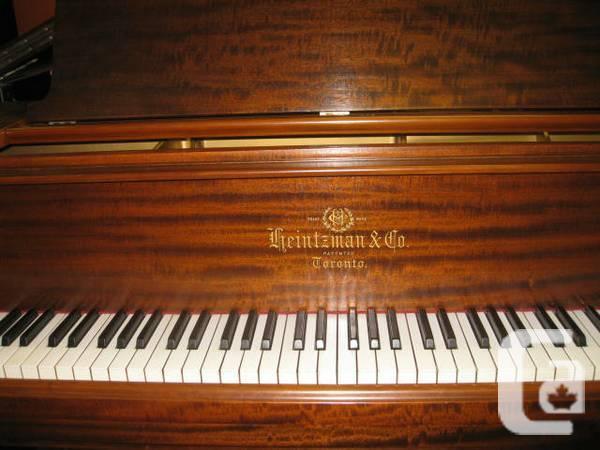 6' Heintzman grand piano - RARE!! - $9500