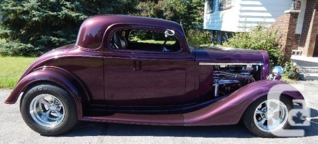 $60,000 1934 Chevrolet Coupe