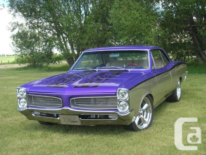 $60,000 1966 Pontiac Tempest