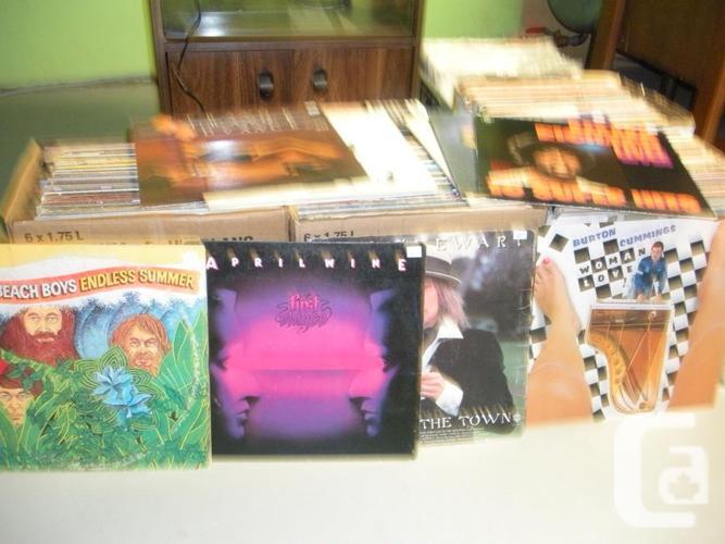 600 Vinyl Records