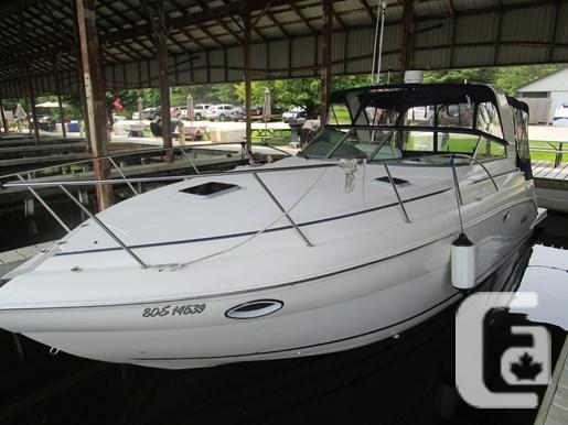 $62,500 2004 Rinker 312 Fiesta Vee Boat for Sale