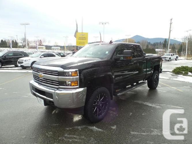 $63,185 2016 Chevrolet Silverado 2500HD 25ft
