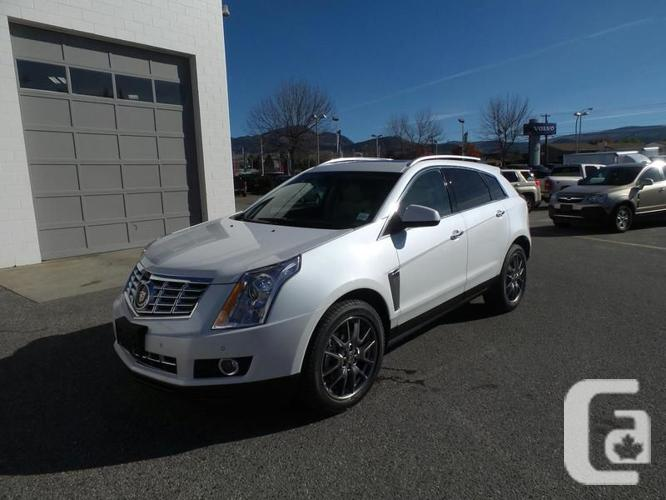 2016 Cadillac Cadillac SRX Premium Collection 0ft For Sale