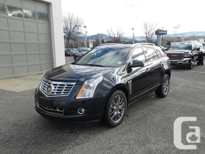 2016 cadillac cadillac srx premium collection 0ft for sale in kelowna british columbia. Black Bedroom Furniture Sets. Home Design Ideas