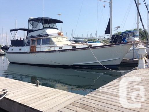 $65,000 1978 Gulfstar 43 Boat for Sale